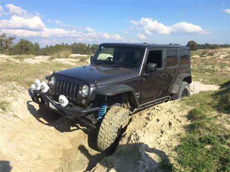 Jeep Jk Wrangler 4 Door Rock Sliders, Triple Gusset, Steel