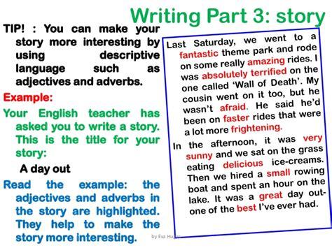 tips  writing
