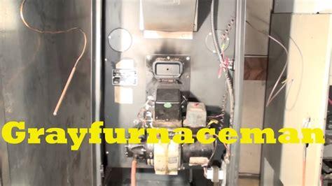 troubleshoot  oil furnace part  burner wont start
