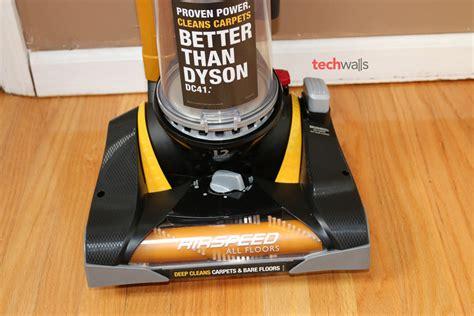 eureka airspeed  floors asa upright vacuum review