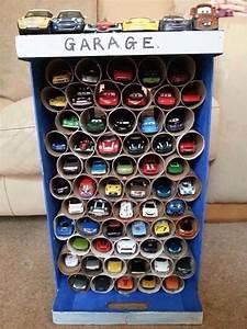 Idée Rangement Garage : rangement garage jouets jeux rouleau papier toilette ~ Melissatoandfro.com Idées de Décoration