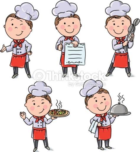 cours de cuisine 92 les chefs enfants clipart vectoriel thinkstock