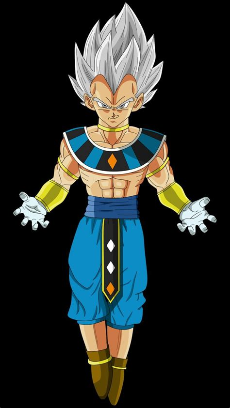 vegeta dios de la destruccion vegeta god  destruction