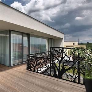 Brise Vue Design : brise vue panneau arbre palissa design exterieur en 2019 ~ Farleysfitness.com Idées de Décoration