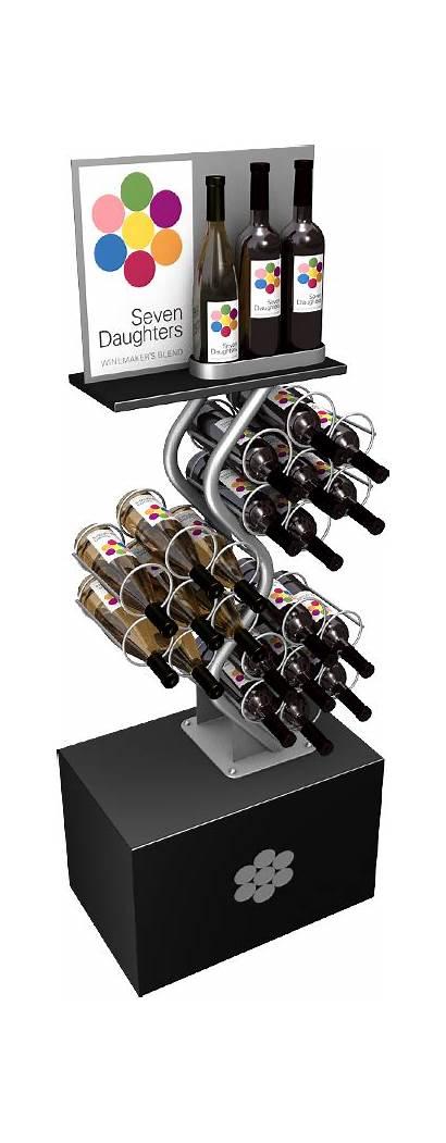 Displays Merchandising Wine Display Google Pop Rack
