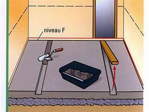 Couler Une Chape : couler une dalle de b ton ~ Melissatoandfro.com Idées de Décoration