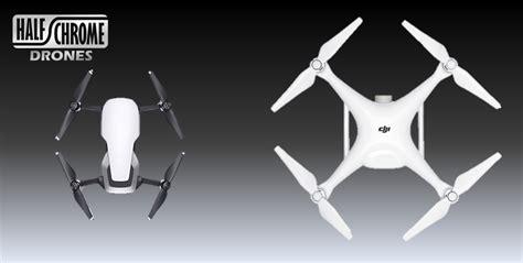phantom   mavic air  chrome drones