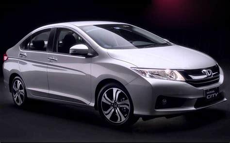 Honda City 2015  Características E Lançamento No Brasil