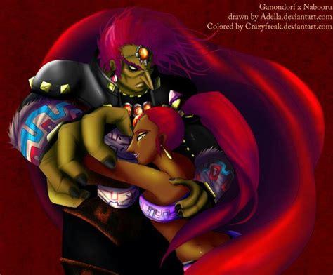 Ganondorf X Nabooru Zelda Amino
