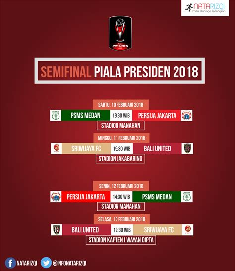 Jadwal Semifinal Piala Presiden  Video Bokep Bugil
