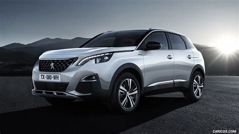Peugeot 3008 Wallpapers by 2017 Peugeot 3008 Front Three Quarter Hd Wallpaper 47