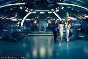 cbs takes galactic gamble on star trek discovery daily