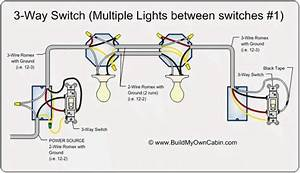 Wiring Diagram For 3 Way Dimmer Switch With 5 Lights In Between Switch S