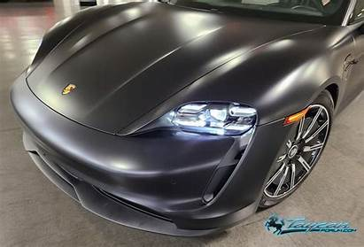 Taycan Matte 4s Comparison Coming Porsche Taycanforum