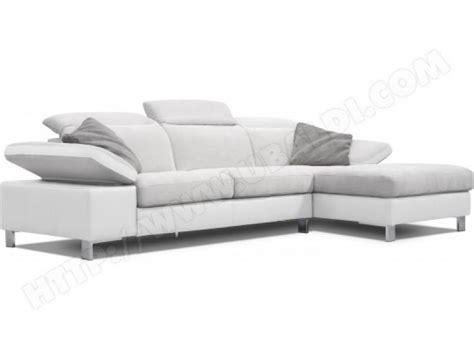 canape gris pas cher photos canapé gris et blanc pas cher