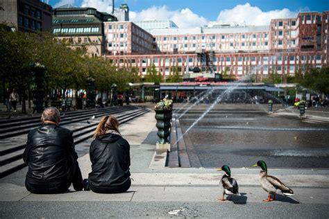 โควิด-19: วิจัยชี้สร้าง 'ภูมิคุ้มกันหมู่' ในสวีเดนยาก ...