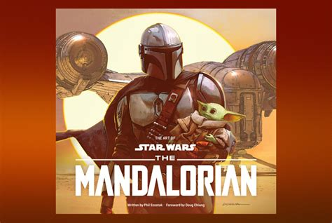 Release Date For The Art of The Mandalorian (Season One ...