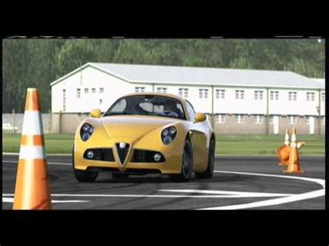 Top Gear Alfa Romeo 8c by Top Gear Laps Episode 3 Alfa Romeo 8c