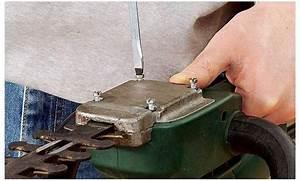 Elektrisches Messer Test : heckenschere sch rfen ~ Orissabook.com Haus und Dekorationen