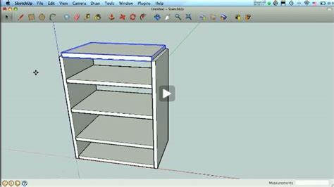 sketchup  woodworkers tutorials  woodworking