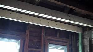 Joist Install   A Sagging Roof