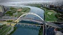 中正橋改建工程-永和區公所