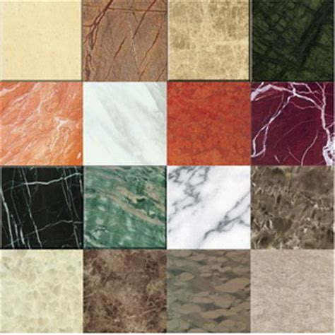 what is the difference between porcelain and marble tiles
