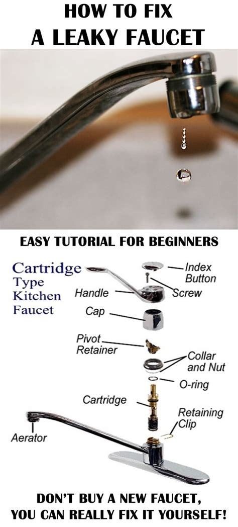 how do i fix a leaky kitchen faucet 17 best ideas about leaky faucet on pinterest leaking faucet faucet repair and how to repair taps