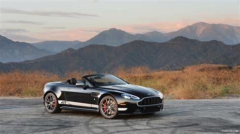 2018 Aston Martin V8 Vantage Gt Roadster Front Hd