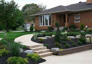 Aménagement Extérieur Maison : photo d 39 am nagement paysager avant apr s le terrassement ~ Farleysfitness.com Idées de Décoration