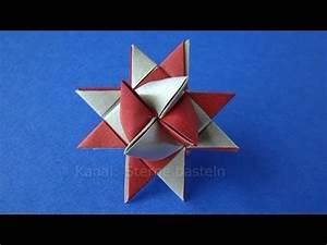 Sterne Aus Papier Falten : fr belstern origami stern basteln fr belsterne anleitung weihnachtssterne falten youtube ~ Buech-reservation.com Haus und Dekorationen