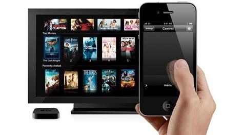 tv with iphone como controlar a apple tv o iphone dicas e tutoriais