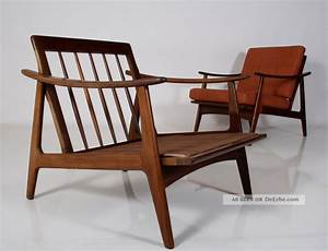 2 60er teak sessel danish design top 60s easy chairs fauteuil poltrona With danish design sessel