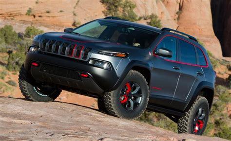 jeep grand cherokee trailhawk lifted 2014 jeep cherokee dakar in moab utah jeep cherokee kl