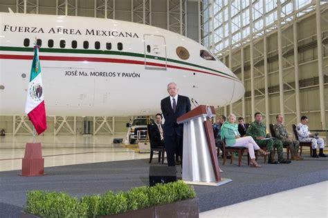"""La surrealista """"rifa"""" del avión presidencial de México ..."""