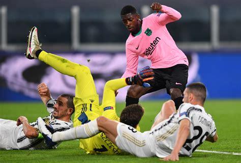 Juve Vs Barca Live : Juventus 0 2 Barcelona Live Result ...