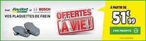 Prix Changement Plaquette De Frein Feu Vert : toutes nos prestations atelier feu vert ~ Gottalentnigeria.com Avis de Voitures