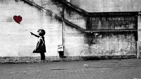 There Is Always Hope Banksy