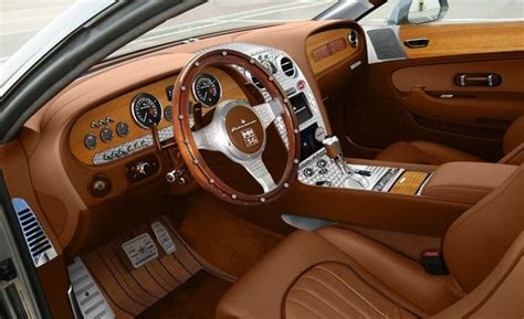 Fornasari's Gigi 311 Sports Car Hand Finished Interior