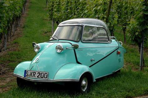Stubs Auto - Messerschmitt KR 175 – KR 200 (1953-1964)