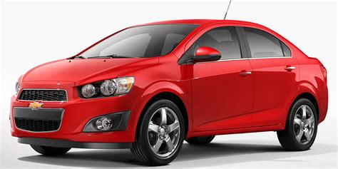 2019  Chevrolet  Sonic  Vehicles On Display Chicago