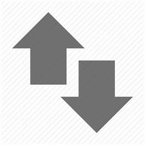 Arrows couple, down arrow, opposite arrows, two arrows, up ...
