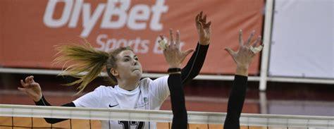 Talantīgā volejboliste Levinska nākamajā sezonā spēlēs ...