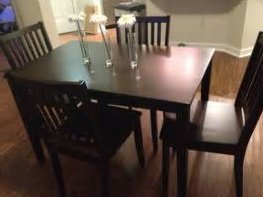 craigslist dining room set dining table craigslist dining table and chairs