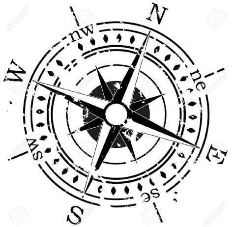 Compass Clip Compass Clipart 3854 Free Clipart Images Clipartwork