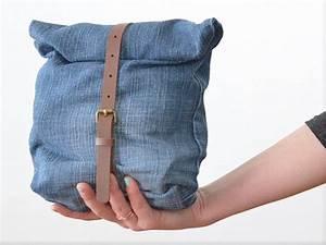 Nähen Aus Alten Jeans : upcycling tasche aus alter jeans n hen ~ Frokenaadalensverden.com Haus und Dekorationen