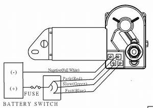 File  Marine Wiper Motor Wiring Diagram