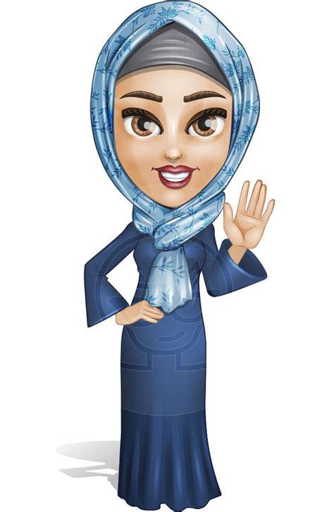 ideas    arab vector cartoons  silver pearls  cartoon