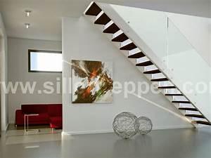 Treppen Aus Glas : offene treppe aus holz und glas future by siller treppen ~ Sanjose-hotels-ca.com Haus und Dekorationen