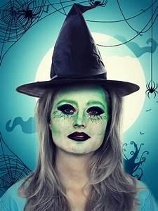 Gruselige Hexe Schminken : hexe schminken step by step anleitung halloween pinterest halloween makeup halloween und ~ Frokenaadalensverden.com Haus und Dekorationen